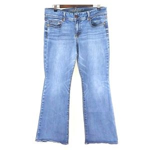American Eagle jeans kickboot super stretch 14S